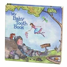 Baby Tooth Album Keepsake Flapbook, Boys, NEW, free shipping