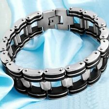 Bracelet Biker Men's Bangles New Bracelets Men's Bracelet Link Stainless Chain