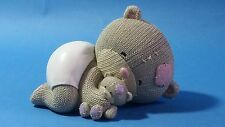 Tatty Teddy Money Box - Cute Baby  - Knitted Look