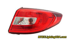 TYC Right Outer Side Tail Light Lamp Assembly for Hyundai Sonata 2015