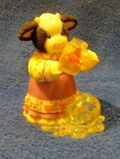 Enesco Mary Moo Moo Friends Pick You Up When You're Down 2003