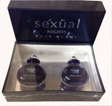 Sexual Nights By Michel Germain 2 Piece Gift Set 4.2 Oz EDT Spray Aftershave 4.2