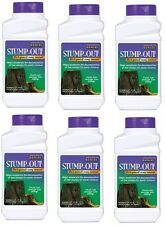 (6) ea Bonide # 272 1 lb Stump Out Do It Yourself Tree Stump Remover Decomposer