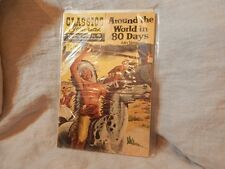 Classics Illustrated #69 [136] - Around the World in 80 Days (Jan 1957,...