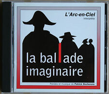 L'ARC EN CIEL INTERPRÈTE LA BALLADE IMAGINAIRE   CD
