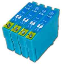 4 Cyan T1282 non-OEM Ink Cartridge For Epson T1285 Stylus Office BX305F BX305FW