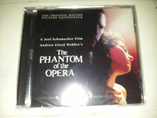 cd o.s.t. colonna sonora il fantasma dell'opera (the phantom of the opera)