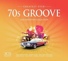 70S GROOVE-GREATEST EVER 3 CD NEU BOX-SET