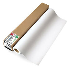 conf. 4 bobine carta per plotter hp 90 gr 914 mm lung. 50m cert. ISO 9001