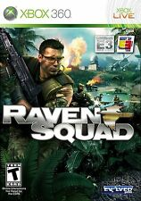 XBOX 360 Raven Squad Video Game online multiplayer rts fps action co-op shooter