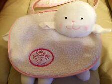 Zapf Baby Annabell rendono Pecora Forma Bambole Borsa Fasciatoio con Materassino + 2 giocattoli all'interno