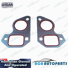 2 WATER PUMP COMMODORE GASKETS HOLDEN LS1 LS2 5.7L 6.0L VT VX VY VZ VE V8