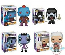 Pop! Marvel Guardians of the Galaxy Set of 4 Bobble Head Funko