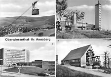BG3688 oberwiesenthal kr annaberg cable train  CPSM 15x9.5cm germany