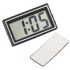 Digital Electronic LED Car Dashboard Desk Date Time Calendar Clock High Quality