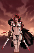 RED SONJA POSTER PRINT #927345