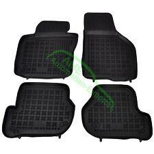 Gummimatten Fußmatten mit 3cm Rand für VW Golf 6 VI Limo+Kombi ab Bj: 2008-2013
