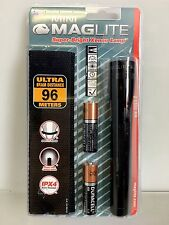 Maglite Mini-Mag Flashlight AA Holster Combo Pack (Black) M2A01H