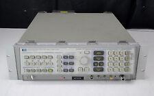 As-Is/Parts - Agilent / HP 8566B Spectrum Analyzer; 100 Hz-2.5GHz