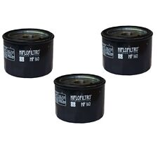 Oil Filter 3-Pack for BMW 2013-15 HP4 1000 2005 K1200RS K1200RS SE HF160