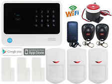 M89  G90B WIFI APP Control GSM Wireless Home/Office Security Alarm Burglar Syste