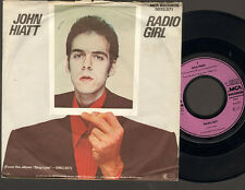 "JOHN HIATT RADIO GIRL 1979 SINGLE 7"" Sharon's got a Drugstore"