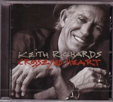 CD (NEU!) . KEITH RICHARDS - Crosseyed Heart (2015 Rolling Stones mkmbh
