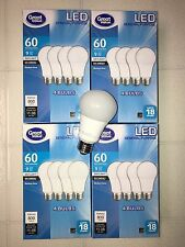 Sweet 16 Pack LED 60W = 9W Daylight 60 Watt Equivalent A19 5000K best pick