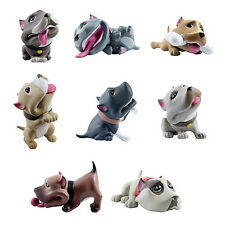 "HOMIES BULLYZ 1 1/2"" FIGURES COLLECTION BULLY DAVID GONZALES ART SET OF 8 NEW"