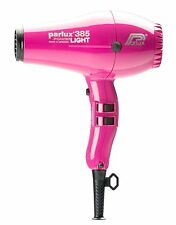PARLUX 385 Professional Power LIGHT IONIC Asciugacapelli in ceramica rosa caldo