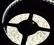 5M 10M 15M LED Strip 5050 3528 300 RGB White SMD Light 12V LED Strip + IR Remote
