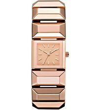 MICHAEL KORS ROSE GOLD EDITION MIRROR LUXURY WATCH MK3165