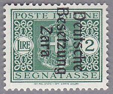 Zara Portomarke Mi.Nr. 10 Y Type I ungebraucht mit Fotoattest Brunel