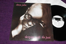 "ELTON JOHN  ""Sleeping With the Past ""  1989   LP  EJLP 4"