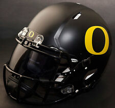 OREGON DUCKS NCAA Authentic GAMEDAY Football Helmet w/ OAKLEY Eye Shield