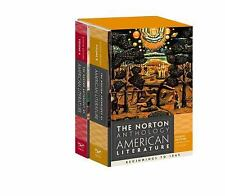 The Norton Anthology of American Literature (Eighth Edition)  (Vol. Package 1: V