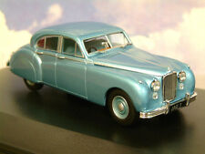 OXFORD DIECAST 1/43 1950 JAGUAR MKVII MK7 IN TWILIGHT BLUE METALLIC JAGVII005