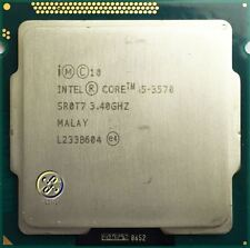 Intel Core i5-3570 Quad Core 3.40GHz 5.00GT/s DMI 6MB L3 Cache Desktop Processor
