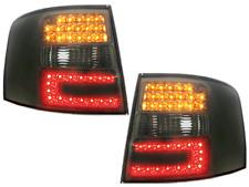 LED Rückleuchten Audi A6 + S6 + RS6 4B AVANT schwarz *