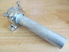 "77 BSA NORTON BIKE MOTORCYCLE TRIUMPH 7/8"" DOHERTY TYPE THROTTLE TWISTGRIP"
