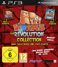 Sony PS3 Playstation 3 Spiel ***** Worms Revolution Collection **********NEU*NEW