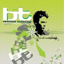 Emotional Technology by BT (CD, May-2009, 2 Discs, Black Hole Recordings...