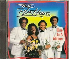 THE PLATTERS : ONE IN A MILLION / CD (WZ 98021) - NEU
