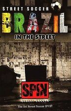 Street Soccer - Brazil in the Street (DVD, 2007)