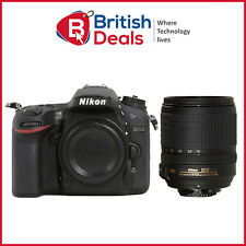 Nikon D7200 24.2 MP WiFi Digital SLR Camera + 18-105mm VR Lens + 3 Year Warranty