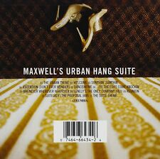 MAXWELL CD - MAXWELL'S URBAN HANG SUITE (1996) - NEW UNOPENED - R&B