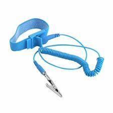 ESD Wrist Strap Anti Static Wrist Strap with Clip Discharge Grounding Prevent St