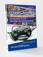 Mega Drive Collector´s Guide - the SEGA Preisguide, for the first time new