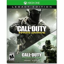 Call of Duty: Infinite Warfare -- Legacy Edition (Microsoft Xbox One, 2016)