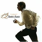 12 Years A Slave - The Soundtrack 2013 (CD Album)